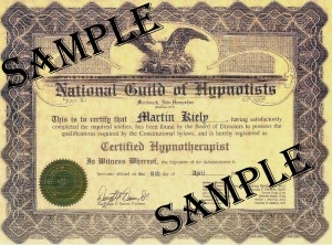 Hypnosis Hypnotherapy Training Ireland NGH Approved Certification with Martin Kiely